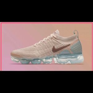 Nike Women's Air VaporMax Flyknit 2 Particle Beige